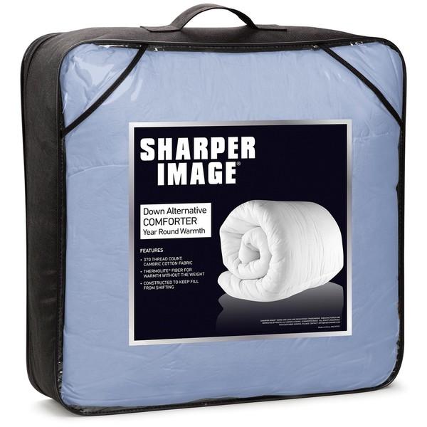 Sharper Image Down Alternative Year-Round Comforter