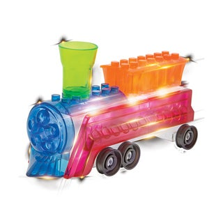 Laser Pegs Trains 3-in-1 Building Set