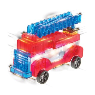 Laser Pegs Rescue 3-in-1 Building Set