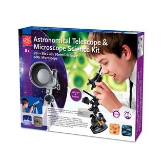 Edu Toys Microscope & Telescope Set