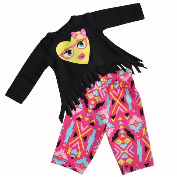 AnnLoren Heart Emoji Doll Outfit Clothing fits American Girl Christmas fits 18 Inch Dolls
