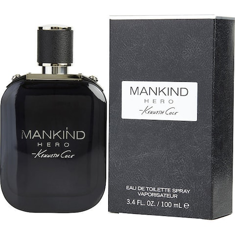 Kenneth Cole Mankind Hero Men's 3.4-ounce Eau de Toilette Spray