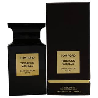 Tom Ford Tobacco Vanille Men's 3.4-ounce Eau de Parfum Spray|https://ak1.ostkcdn.com/images/products/16796904/P23102000.jpg?impolicy=medium