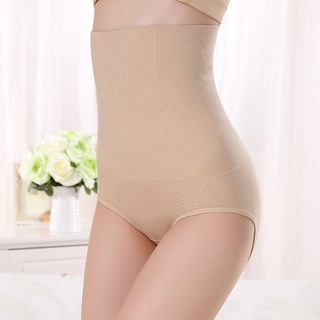 High Waisted Coverage and Control Smoothing Shapewear