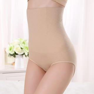 High Waisted Coverage and Control Smoothing Shapewear|https://ak1.ostkcdn.com/images/products/16796938/P23102024.jpg?impolicy=medium