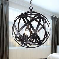 Epeios 4-Light Foyer Pendant