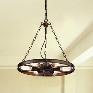 Colima 6 Light Kitchen Island Pendant