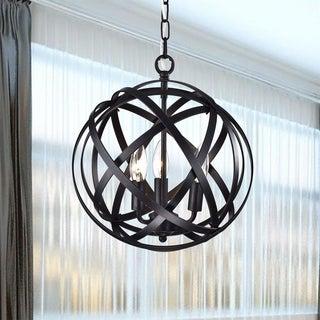 Eucharis 3-Light Foyer Pendant