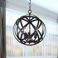 Eucharis 3-Light Foyer Pendant