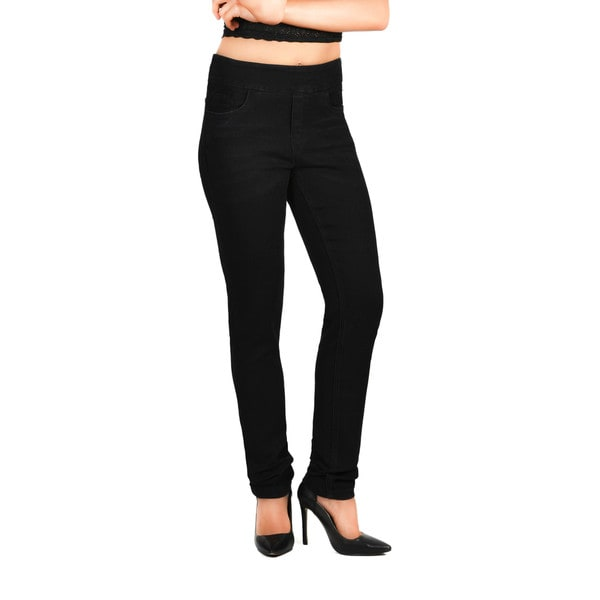 Bluberry Women's Margo Slim-leg Denim