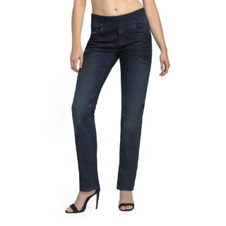Bluberry Women's Brooke Straight-leg Denim