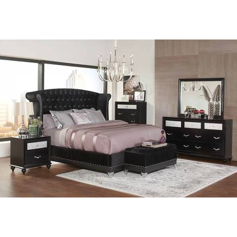 Buy Black, Modern & Contemporary Bedroom Sets Online at Overstock ...