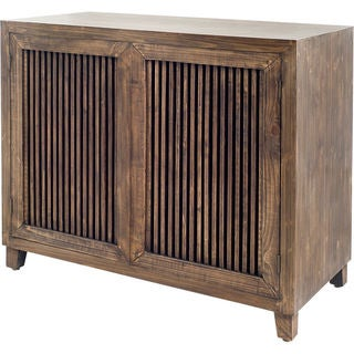Mercana Algoa II Brown Wood Cabinet