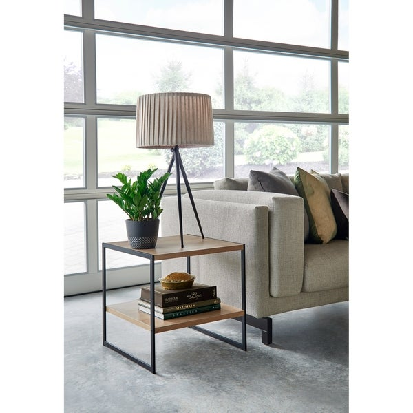 ClosetMaid Industrial End Table. Opens flyout.