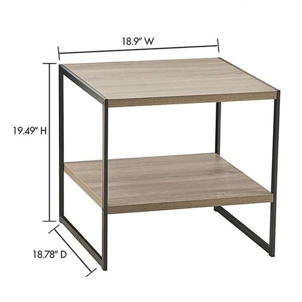 ClosetMaid Industrial End Table