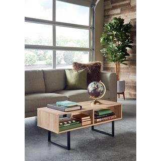 Carbon Loft Morse Industrial Coffee Table