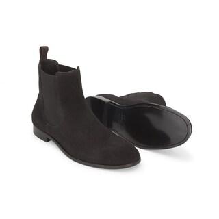 Soul36 Fairmont Chelsea Suede Ankle High Gore Elastic Boot