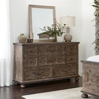Saratoga 8 Drawer Reclaimed Wood Dresser by Black Dog Salvage