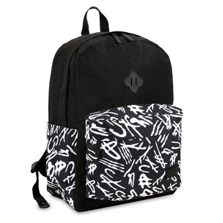 J World New York Fuse Script 15-inch Laptop Backpack