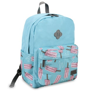 J World New York Fuse Ice Pop 15-inch Laptop Backpack
