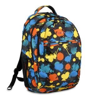 J World New York Cornelia Splatter 15-inch Laptop Backpack