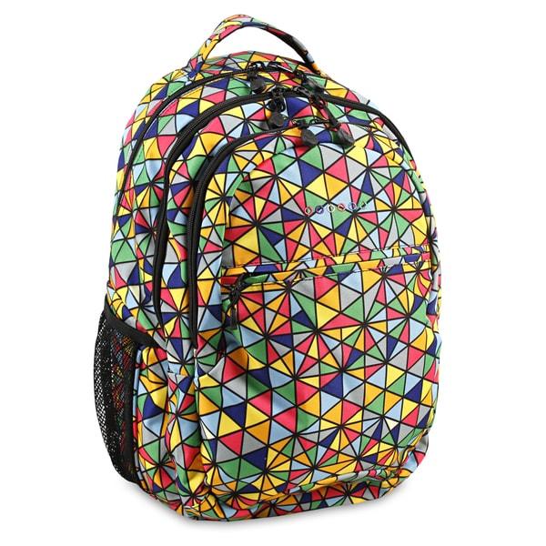 J World New York Cornelia Prizm 15-inch Laptop Backpack