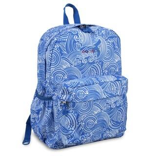 J World New York OZ Wave 15-inch Laptop Backpack