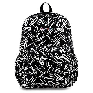 J World New York OZ Script 15-inch Laptop Backpack