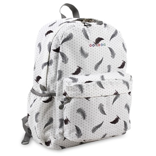 J World New York OZ Feather 15-inch Laptop Backpack