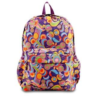 J World New York OZ Funky 15-inch Laptop Backpack