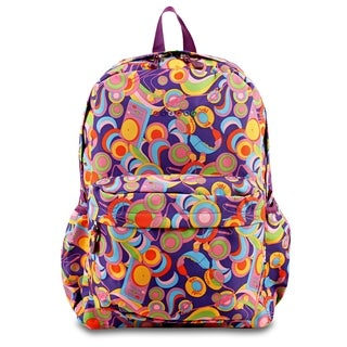 J World New York OZ Funky 15-inch Laptop Backpack