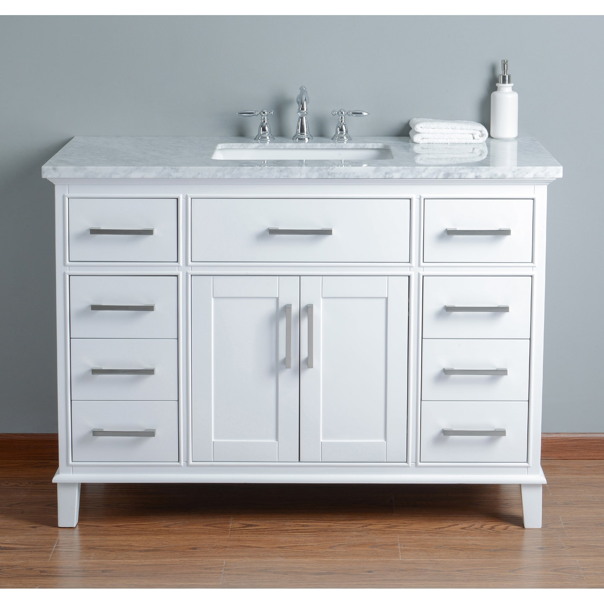 Buy Oak Bathroom Vanities & Vanity Cabinets Online at Overstock.com ...