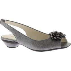 Women's Anne Klein Liza Slingback Pewter Synthetic