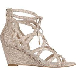 Women's Kenneth Cole New York Dylan Gladiator Sandal Natural Leather