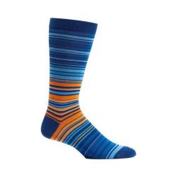 Men's Ozone UPC Stripe (2 Pairs) Navy