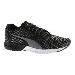 Men's PUMA Ignite Dual Shift Running Shoe PUMA Black/Quarry