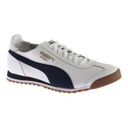 Men's PUMA Roma OG 80s Sneaker PUMA White/Peacoat