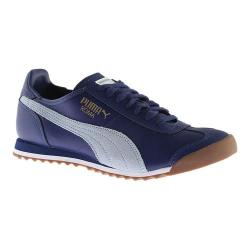 Men's PUMA Roma OG 80s Sneaker Twilight Blue/Blue Fog