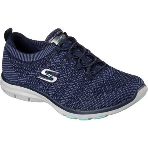 Shop Women s Skechers Galaxies Trainer Navy Blue - Free Shipping Today -  Overstock - 14283864 b66a95c67ece