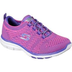 Women's Skechers Galaxies Trainer Pink/Purple