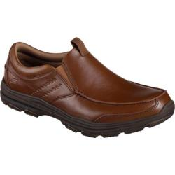Men's Skechers Garton Messon Slip-On Cognac