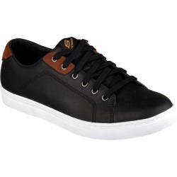 Men's Skechers Relaxed Fit Elvino Meris Sneaker Black