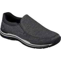 Men's Skechers Relaxed Fit Expected Gomel Slip-On Sneaker Gray