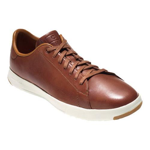 Men's Cole Haan GrandPro Tennis Sneaker Woodbury Handstain Leather