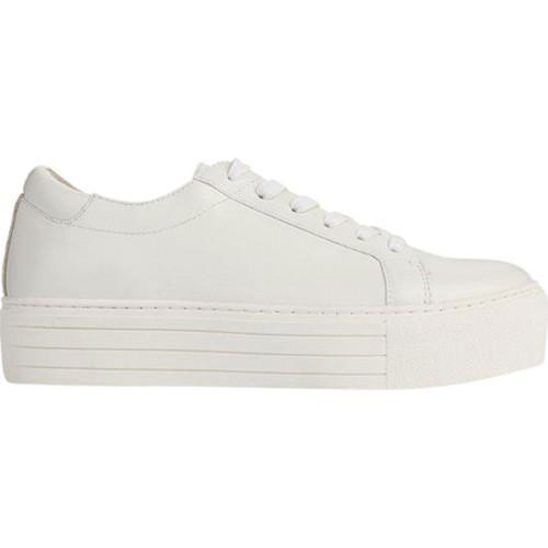f8c2f8a8594a Women  x27 s Kenneth Cole New York Abbey Platform Sneaker White Leather