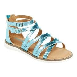 Girls' Hanna Andersson Vera II Gladiator Sandal Poolside Synthetic