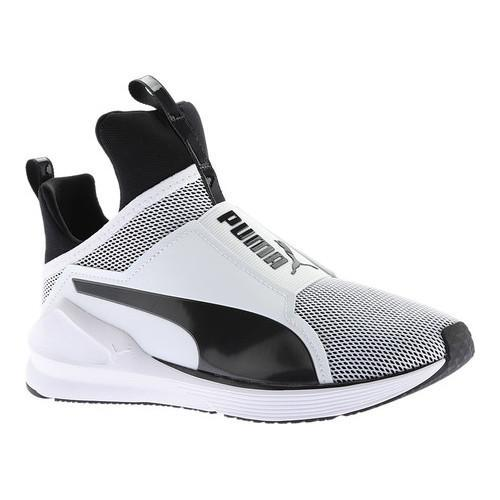 Women's PUMA Fierce Core Cross Training Shoe PUMA White/PUMA Black