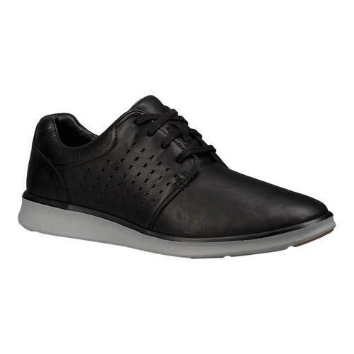 Men's UGG Hepner Gradient Sneaker Black Perf Leather