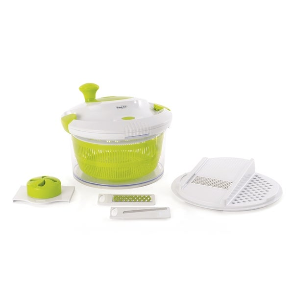 CooknCo Slicing / Salad Slicer & Spinnerr Set