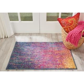 Nourison Passion Multicolor Area Rug (1'8 X2'8 )